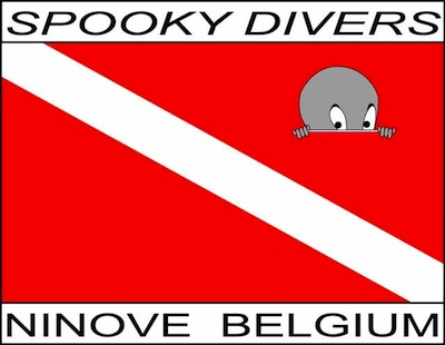 Logo Spookydivers